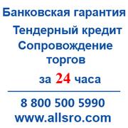 Банковская гарантия по гос.контрактам для Казани