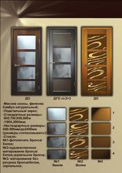 Двери, Входные порталы, Арки - foto 5