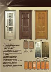 Двери, Входные порталы, Арки - foto 14