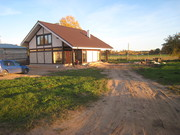 Участок с домом в Латвии (ИЖС,  ВНЖ) - foto 3