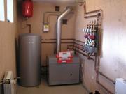 Отопление,  тёплый пол,  водопровод. - foto 1
