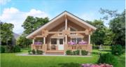 Почему стоит выбирать деревянные дома из бруса