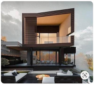 Создание фотореалистичный тендеров для вашего проекта. 3D модель дома - main
