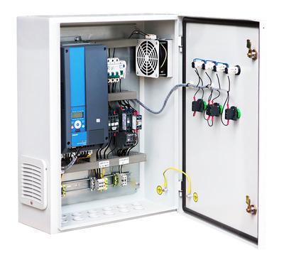 Шкафы управления вентиляцией и вентилятором ШУВ до 800 кВт - main