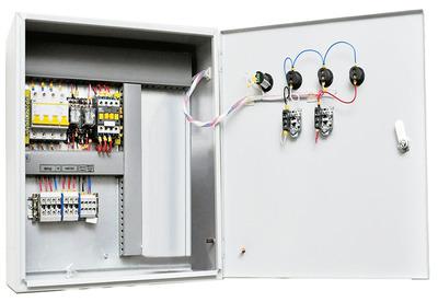 Щит управления вентиляцией и вентилятором ЩУВ до 800 кВт - main